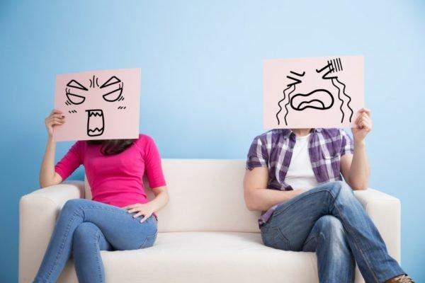 9 pecados capitais de um relacionamento