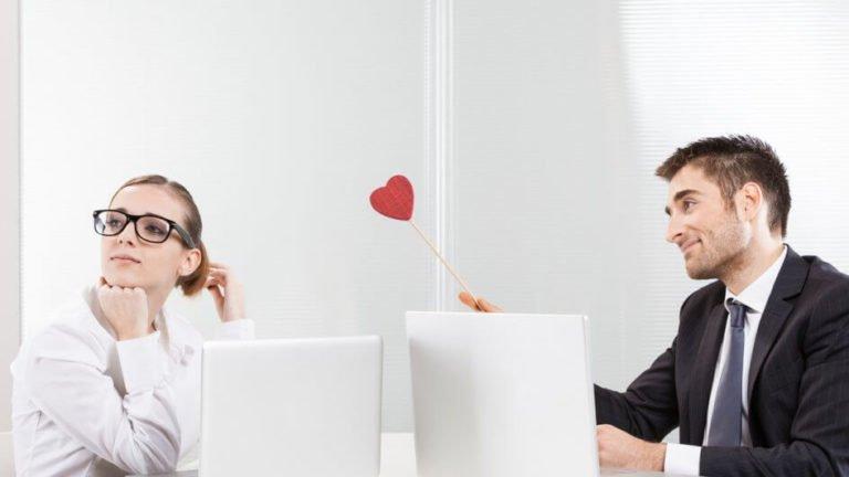 Relacionamento no emprego