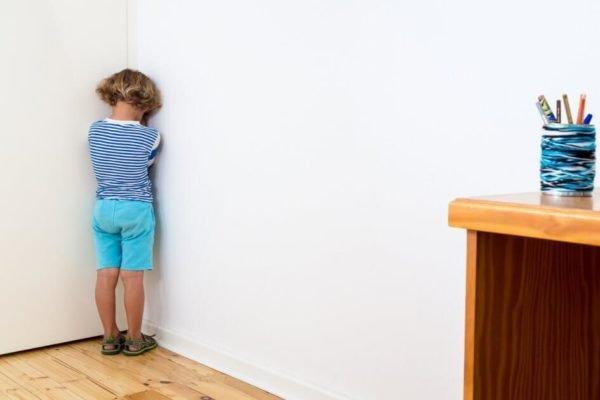 Como punir um filho corretamente