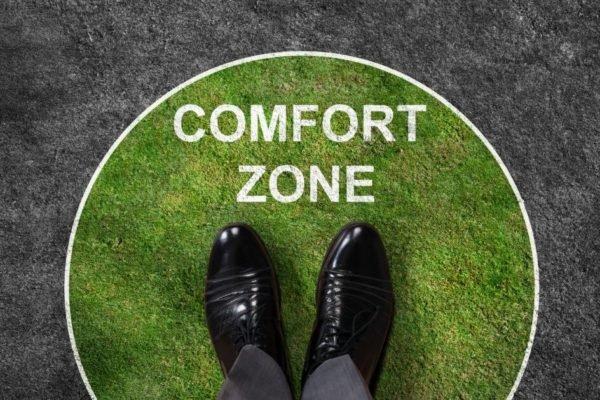 Zona de conforto existe?