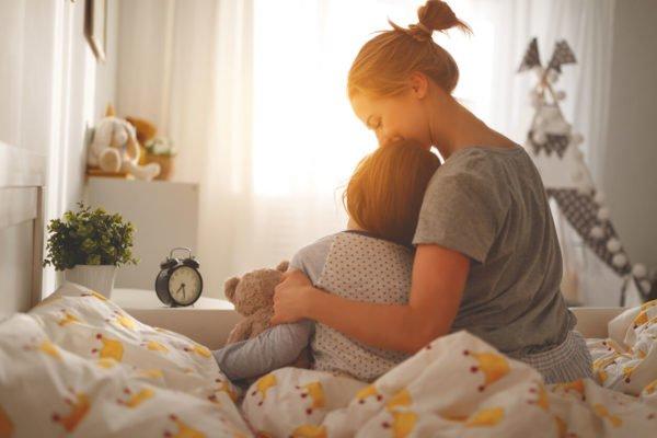 Como criar um filho sozinha